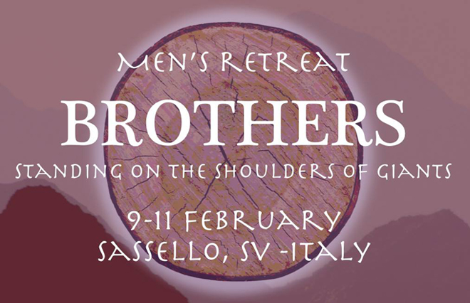 Brothers - Fratelli. Men's Retreat