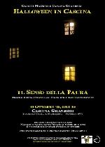 HALLOWEEN IN CASCINA.IL SENSO DELLA PAURA _  Halloween on the Farmhouse. The Sensation of Fear