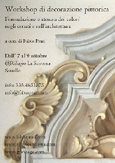 Workshop di Decorazione Pittorica